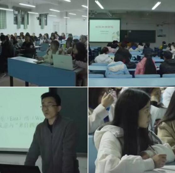 校团委大学生记者团新闻写作培训圆满结束,井冈山大学梧桐树下